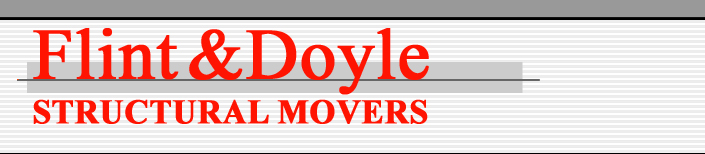 Florida Structural Moving Company Flint and Doyle Structural Movers, LLC FL Florida