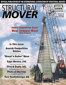 Structural Mover Magazine Historical Prerservation in Fort Myers Florida